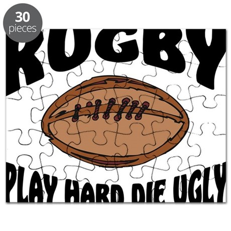 Funny Rugby Puzzle