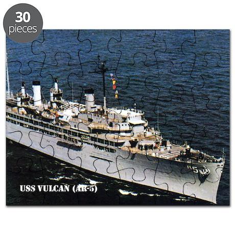 USS VULCAN Puzzle