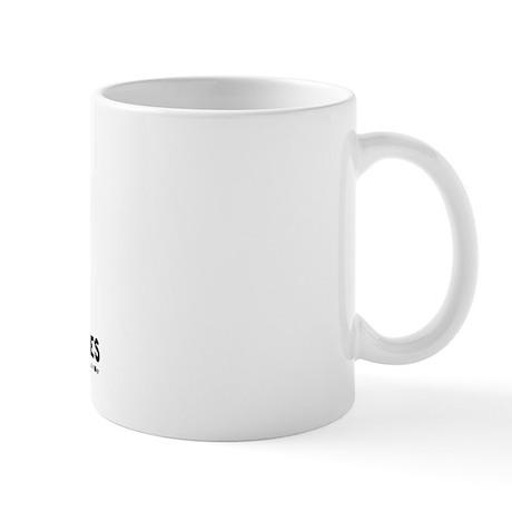 Nothin' Butt Newfies Mug