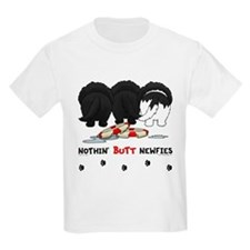 Nothin' Butt Newfies T-Shirt