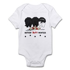 Nothin' Butt Newfies Infant Bodysuit