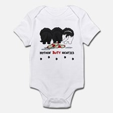 Nothin' Butt Newfies Infant Bodysuit