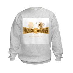 Housecat vs. Commoner Sweatshirt