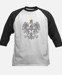 Polish Eagle With Gold Crown Tee