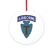 71st Airborne Ornament (Round)