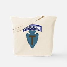 71st Airborne Tote Bag