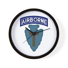 71st Airborne Wall Clock