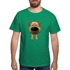 Big Nose Border Terrier T-Shirt