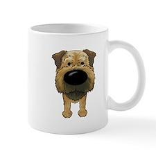 Big Nose Border Terrier Mug
