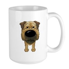 Big Nose Border Terrier Mug
