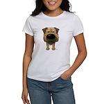 Big Nose Border Terrier Women's T-Shirt