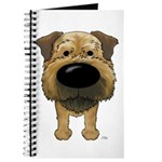 Big Nose Border Terrier Journal
