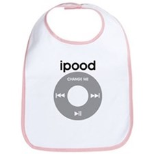 iPod is iPood Bib