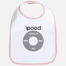 iPod is iPood Bib