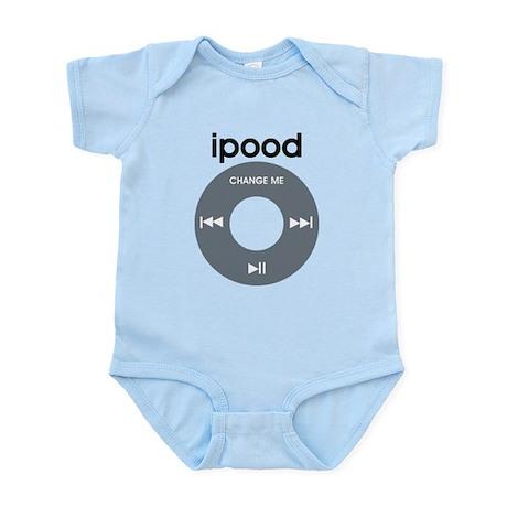 iPod is iPood Infant Bodysuit