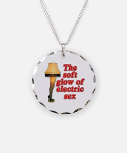 Soft Glow of Electric Sex - Christmas Story Lamp N