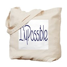 I'mPossible  Tote Bag