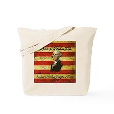 George Washington 1792 Campaign Tote Bag