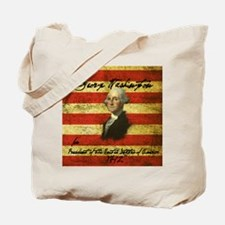 George Washington 1792 Campaign Tote Bag