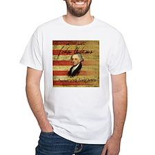 John Adams 1800 Campaign Shirt