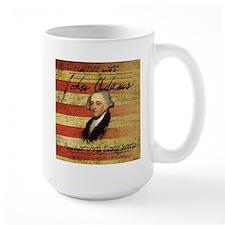 John Adams 1800 Campaign Mug