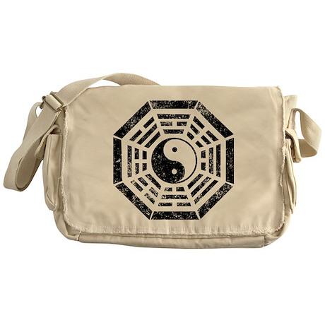 Yin Yang Dharma Messenger Bag