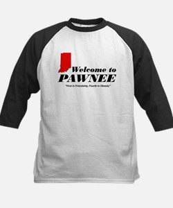 Welcome to Pawnee Kids Baseball Jersey