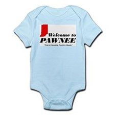 Welcome to Pawnee Infant Bodysuit