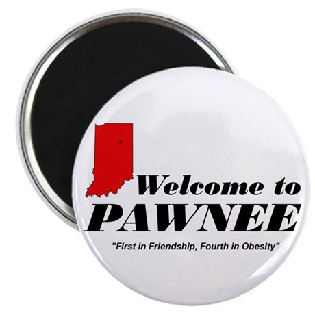 Welcome to Pawnee Magnet