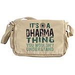 Dharma Thing Messenger Bag