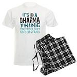 Dharma Thing Men's Light Pajamas