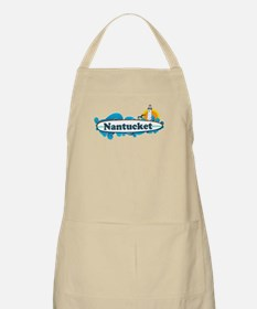 Nantucket MA - Surf Design. Apron