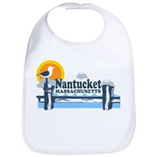Nantucket MA - Pier Design Bib