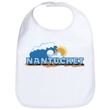 Nantucket MA - Waves Design. Bib