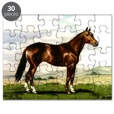 Stock Horse 30-Piece Children's Puzzle