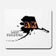 AK LAST FRONTIER Mousepad