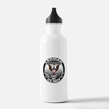 USN Yeoman Eagle YN Water Bottle