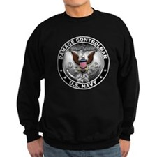 USN Damage Controlman Eagle D Sweatshirt