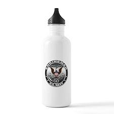 USN Engineman Eagle EN Water Bottle