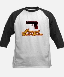 Pump and Squirt Action Kids Baseball Jersey