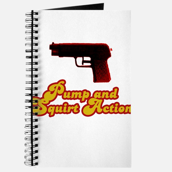 Pump and Squirt Action Journal