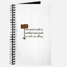 one man's junk Journal