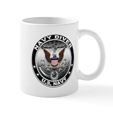 USN Navy Diver Eagle ND Small Mug