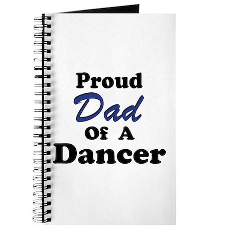 Dad of a Dancer Journal