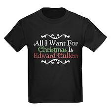 Edward Cullen Christmas 2 T