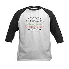 Edward Cullen Christmas 2 Tee