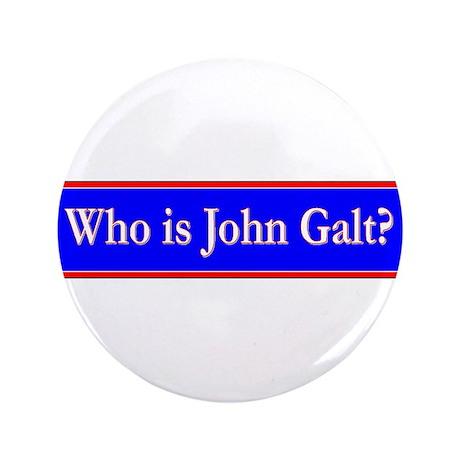 """John Galt 3.5"""" Button (100 pack)"""