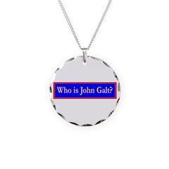 John Galt Necklace