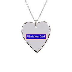 John Galt Necklace