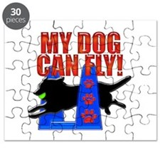 My Dog Can Fly Puzzle